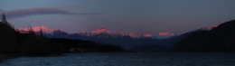 Sunrise over Lake Wanaka
