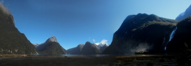 New Zealand 2014_9811 Milford Sound panorama